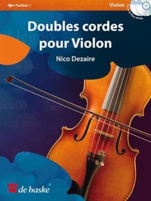 Doubles cordes pour Violon