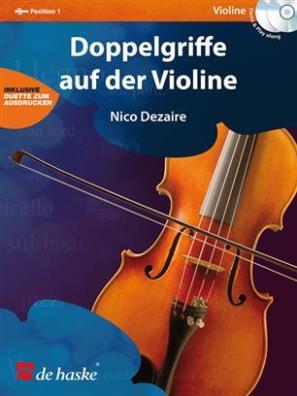 Doppelgriffe auf der Violine