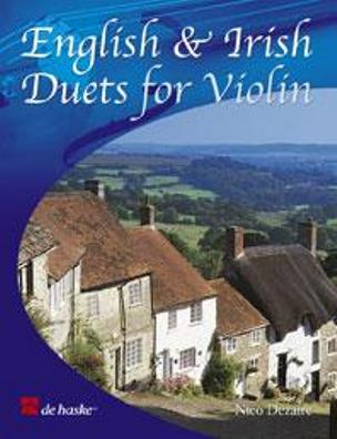 English & Irish Duets for Violin