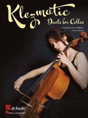 Klezmatic Duets for Cellos