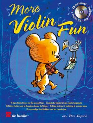 More Violin Fun