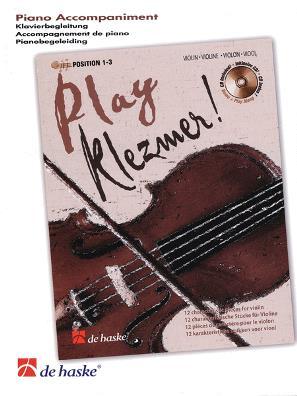 Play Klezmer! Piano Accompaniment