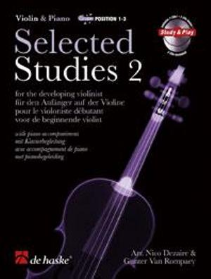 Selected Studies 2 Violin
