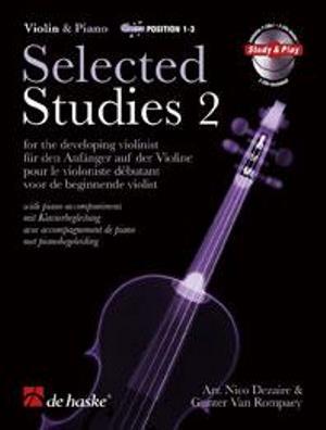 Selected Studies 2 Violin