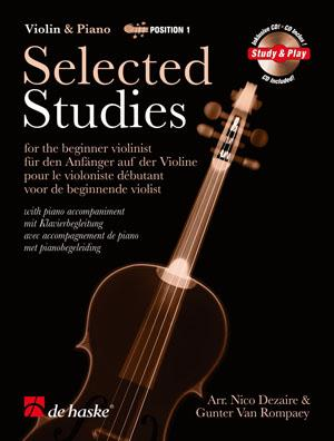 Selected Studies 1 Violin
