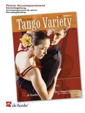 Tango Variety Piano Accompaniment