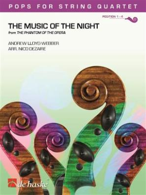 Music of the Night  (A. Lloyd Webber)