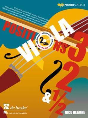 Viola Positions 3, 2 & ½