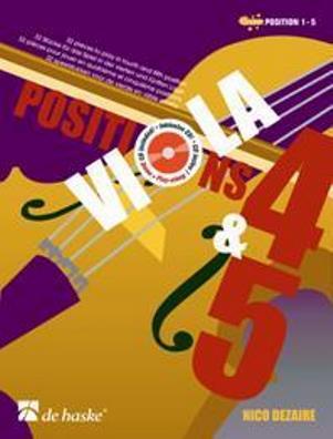 Viola Positions 4 & 5