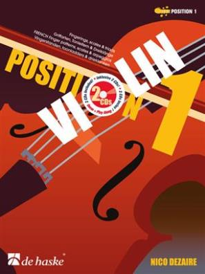Violin Position 1