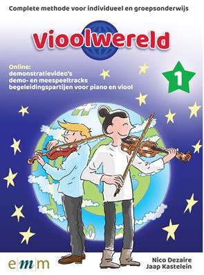 Vioolwereld 1