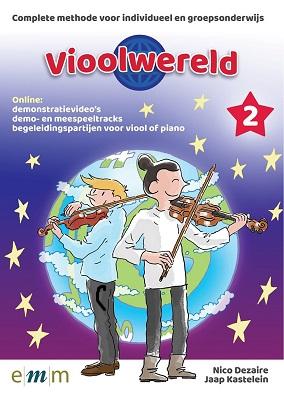 Vioolwereld 2 (verwacht april 2020)