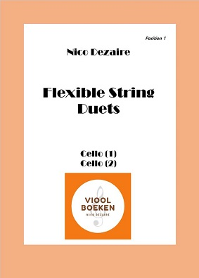 Flexible String Duets (Cello – Cello e-book)