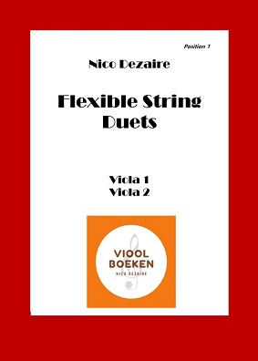 Flexible String Duets (Viola – Viola e-book)