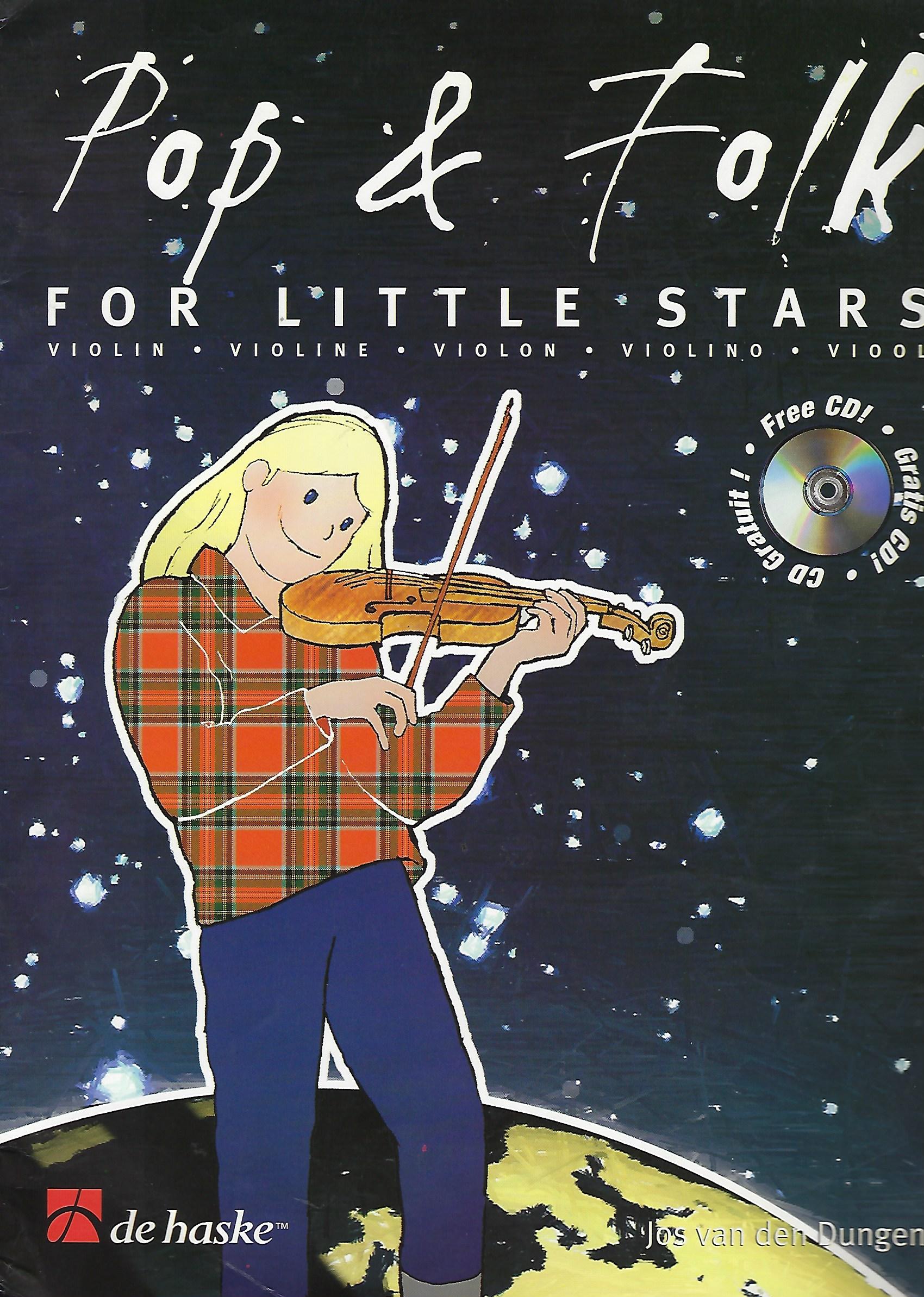 Pop and Folk for little Stars