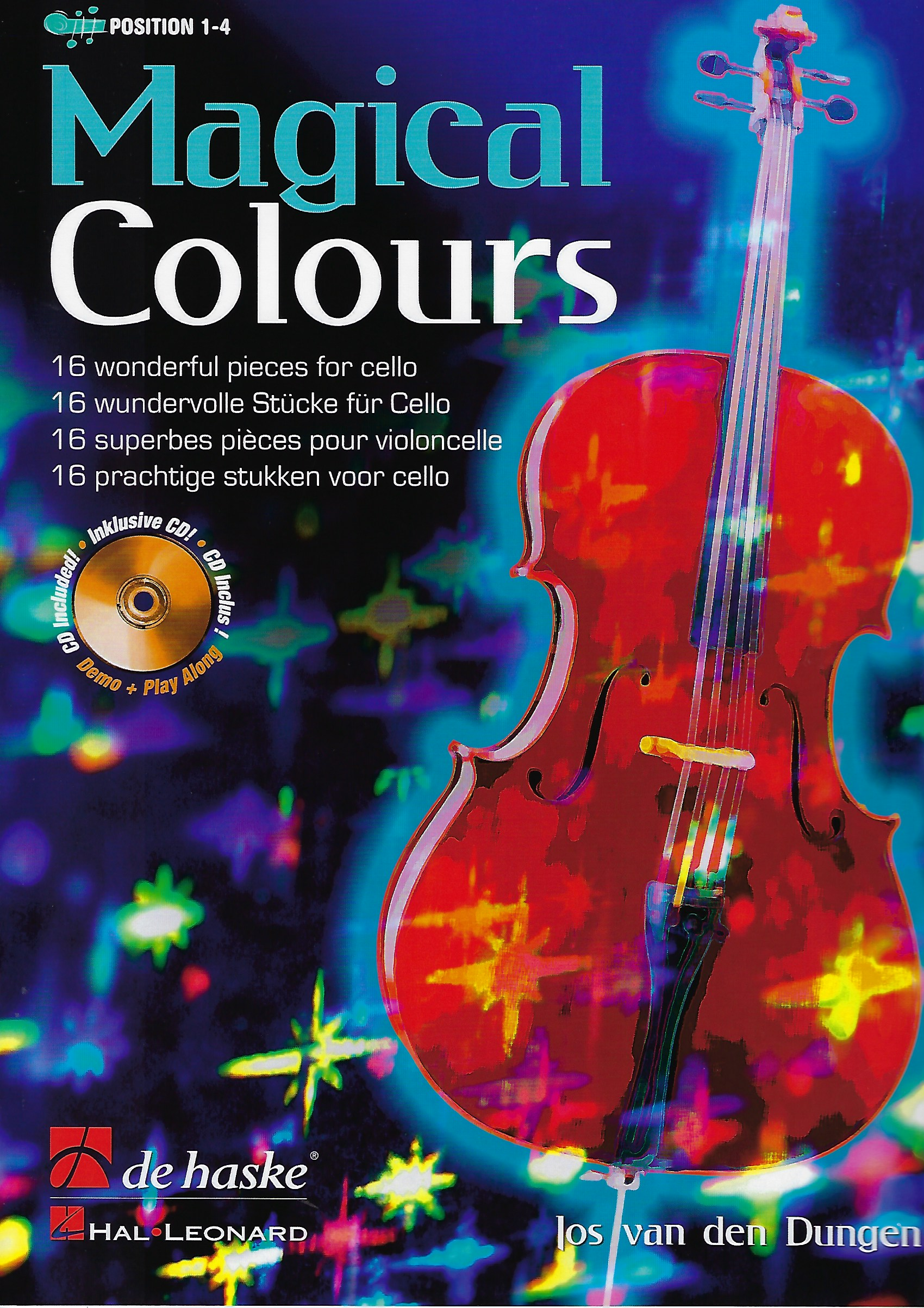 Magical Colours (Cello)