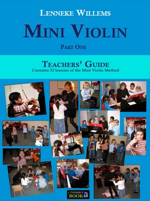 Mini Violin Part One Teachers' Guide