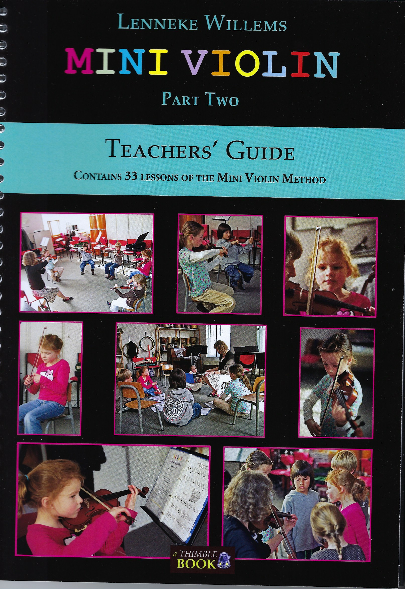 Mini Violin Part Two Teachers' Guide