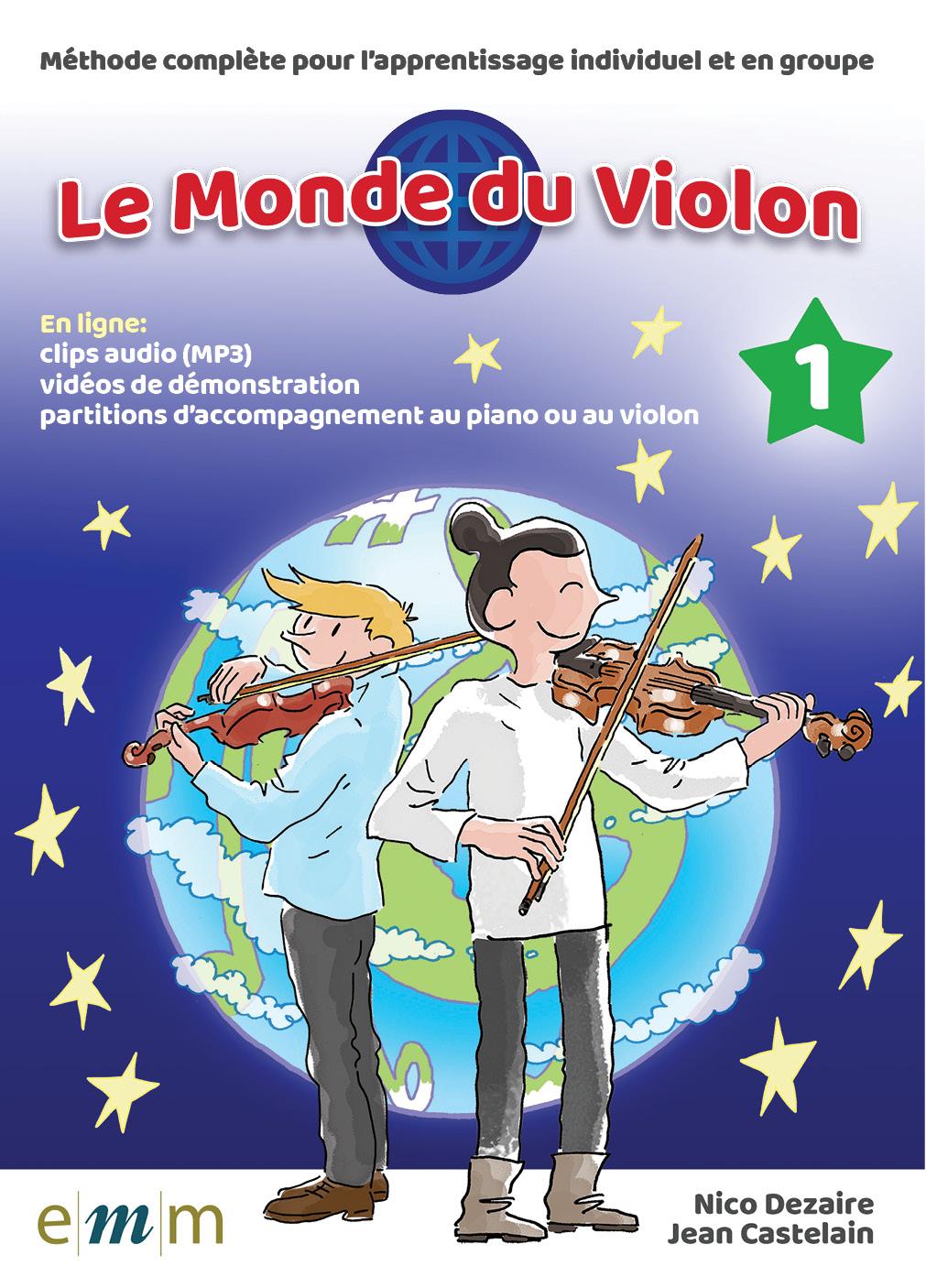 Je bekijkt nu 10_4 Brioch' chaude (2) – DÉMO Violon 1 FR