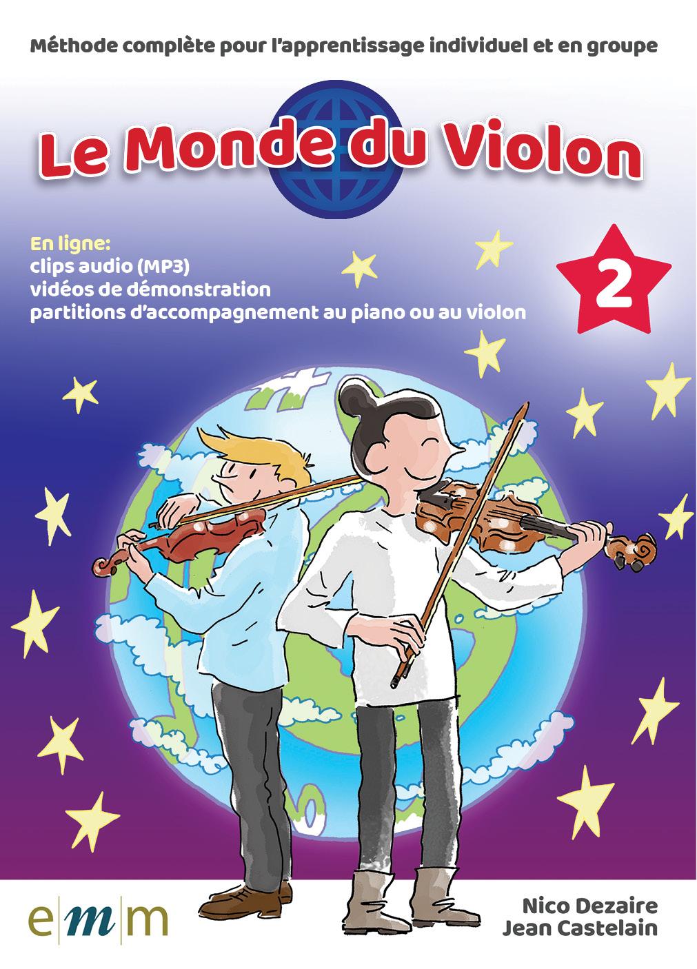 Je bekijkt nu 7_3 Troisième blues – DÉMO Violon 2 FR